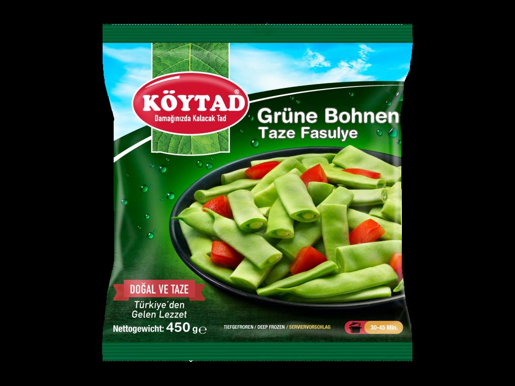 Gruene-Bohnen-3D
